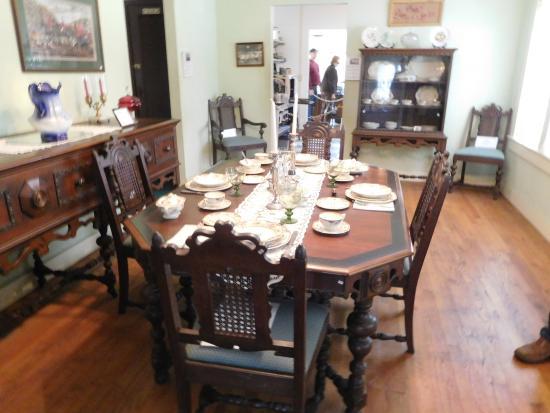 Davie, Floryda: Wray House Dining Room