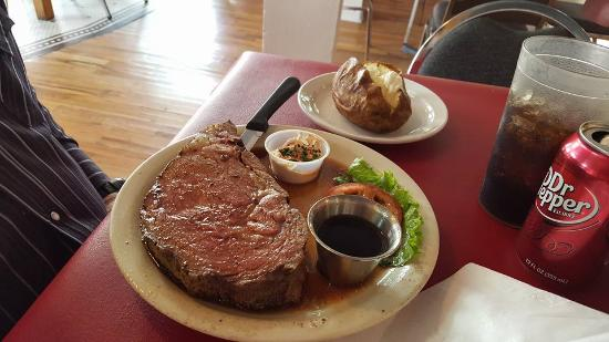 Deming, Nuevo Mexico: Prime Rib at its best