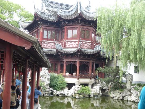 Picture of yu garden yuyuan shanghai tripadvisor for Jardin yu shanghai