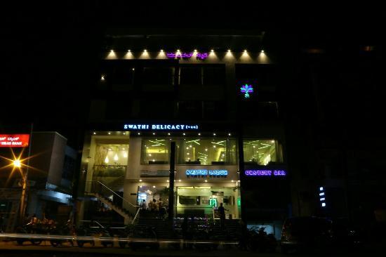 Hospet, Ινδία: Hotel Swathi