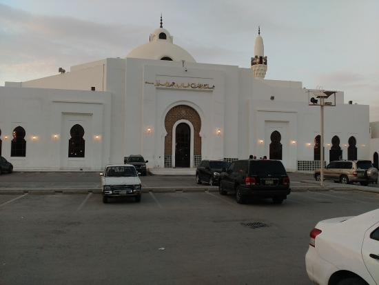 ‪King Khalid Grand Mosque‬
