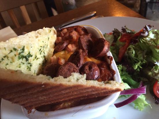 Letchworth, UK: Yummy!!