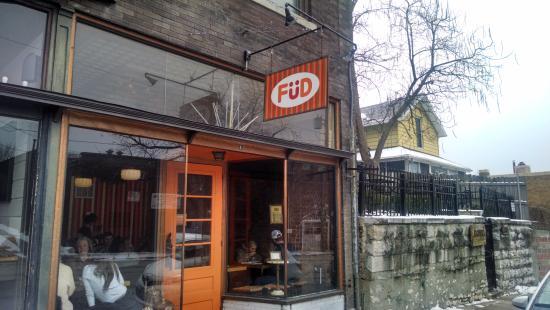 Fud Vegan Restaurant