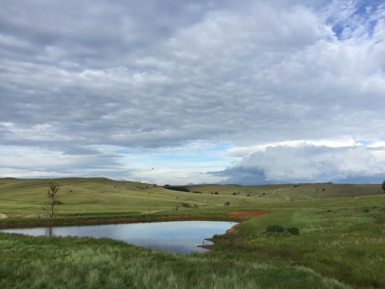 Dullstroom, Sudáfrica: Breathtaking scenery
