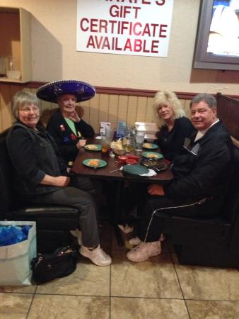 Edmond, OK: Celebrating moms birthday 2013