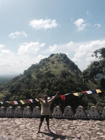 Dambulla, Sri Lanka: Цвета Будды