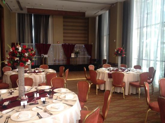 JW Marriott Hotel Bogota: Salón Ébano