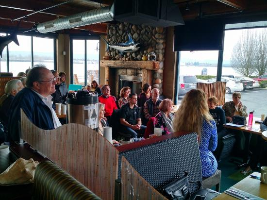 Vancouver, WA: Our Network With Results meeting at Beaches