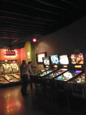 Orbit Pinball Lounge