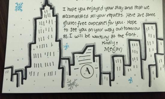 great card i got from the housekeeping guru picture of archer