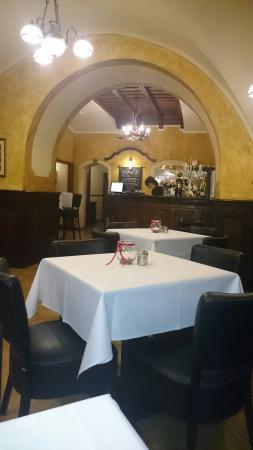 Kromeriz, République tchèque : Restaurant La Fresca