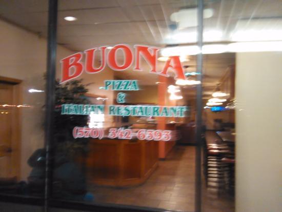 Scranton, بنسيلفانيا: Storefront Window