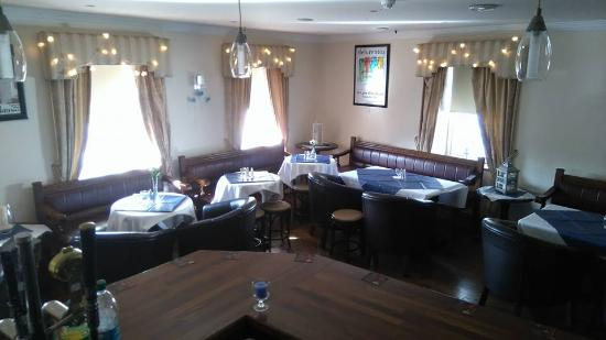 Drogheda, Irlandia: upstairs function room