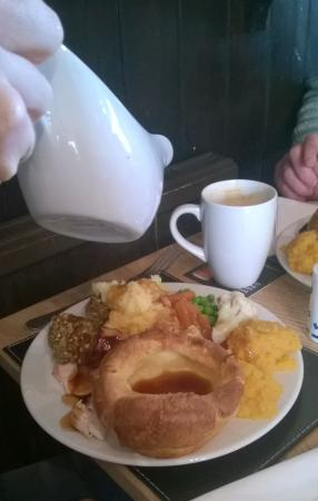 Hartlepool, UK: Delicious Sunday lunch at the new Mcorville