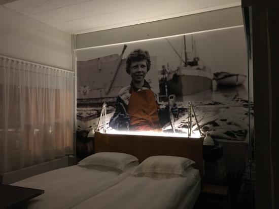 Icelandair Hotel Reykjavik Marina: Inside our room