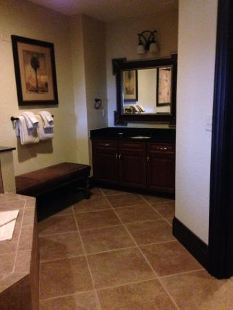 in presidential suite all rooms have hair driers in cabinet rh tripadvisor ca