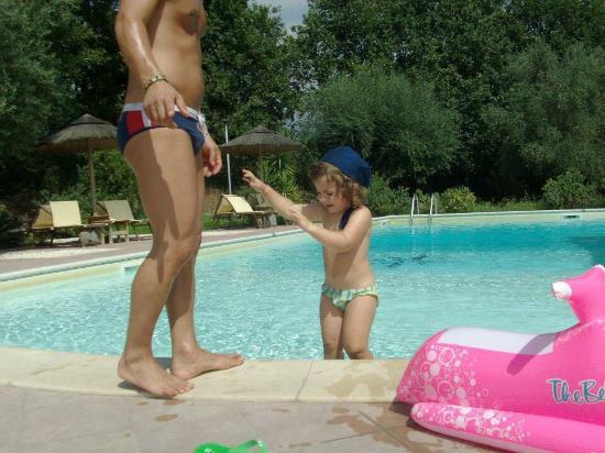 Castiglione di Sicilia, Italia: Posto meraviglioso adatto alle famiglie con bimbi piccoli...