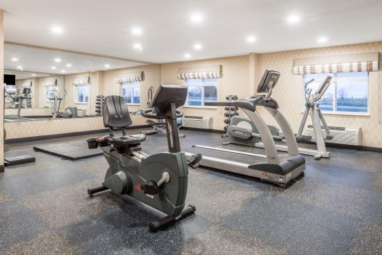Baymont Inn & Suites Fulton: Fitness Center