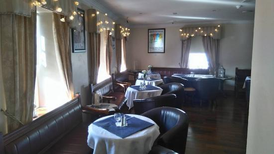 Drogheda, Irlandia: Upstairs function room decorated for a wedding