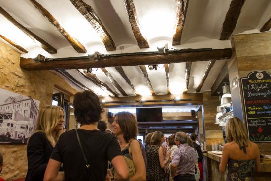 Banyeres de Mariola, Ισπανία: inauguración restobar 2