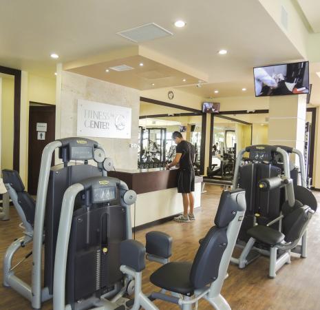 Hotel Coral & Marina: Fitness Center