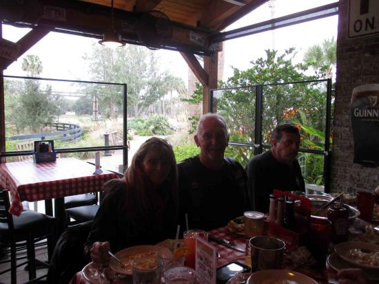 The Villages, FL: Delicious meals
