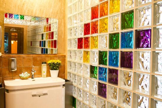 Banyeres de Mariola, Ισπανία: detalle baño