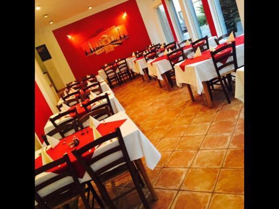 Hanau, Deutschland: Indisches Restaurant