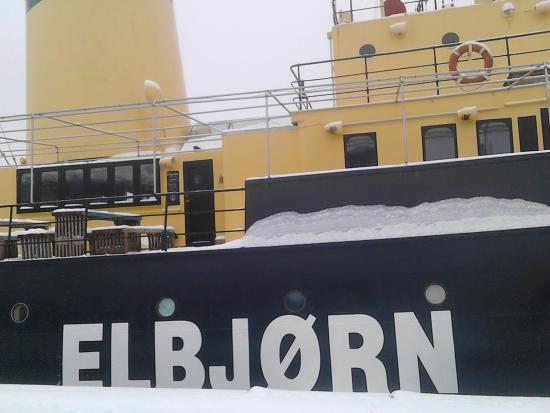 Isbryderen Elbjorn: EL BJØRN INNEVATO