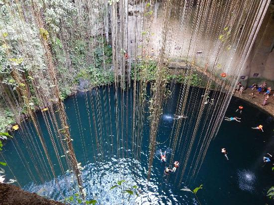Cenote Ikil: Cancun 054_large.jpg