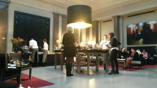Opera Court Im Hotel de Rome