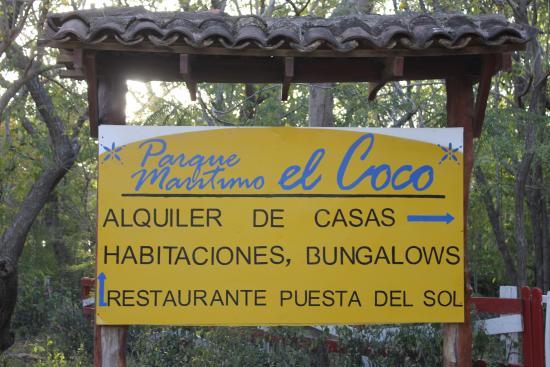 Parque Maritimo el Coco Foto