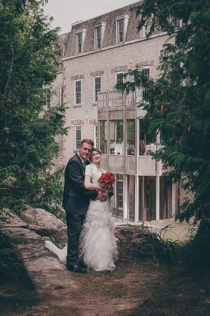 Alton, Canada: Wedding at the Millcroft Inn