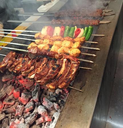 Kettering, UK: Kebab!!!