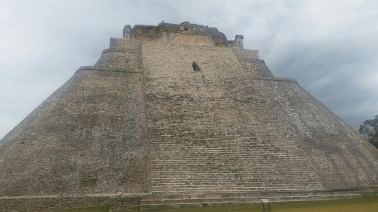 Tempel von Uxmal: Templi di Uxmal