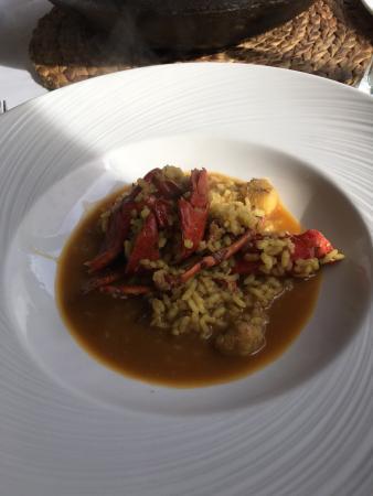 Costa Blanca, España: Antoniet Restaurant