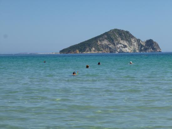 Limni Keri, Grækenland: zoom sull'isola
