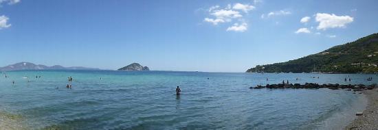 Limni Keri, Grécia: panoramica