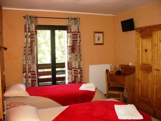 La Belle Etoile Hotel : Double room of La Belle Etoile