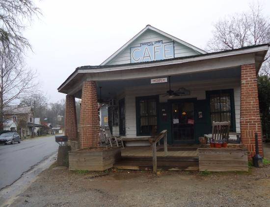Whistle Stop Cafe Georgia Review