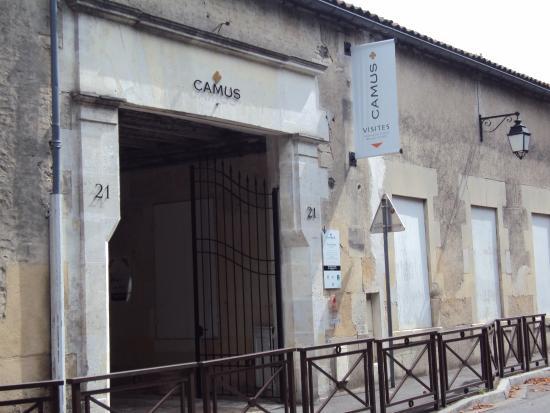 Destilaria Camus Cognac