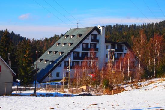 Horni Becva, República Checa: Hotel