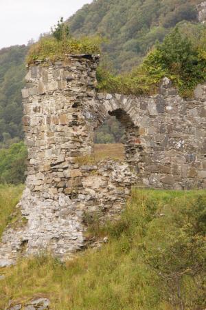 Lochcarron, UK: Strom Castle
