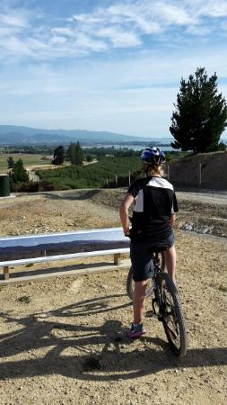 Richmond, Nya Zeeland: At the top of the Mapua to Motueka trail