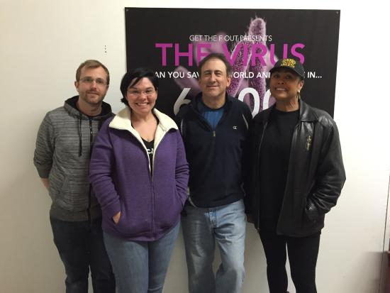 The Virus Escape Room presented by Get the F Out: photo0.jpg
