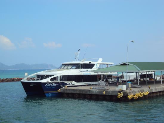 Виктория, Сейшельские острова: Cat Cocos, Seychelles