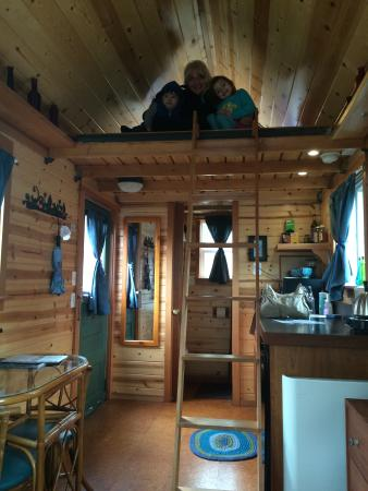 Door of the Skyline Picture of Caravan The Tiny House Hotel