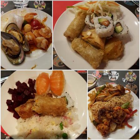 great all you can eat chinese buffet review of le kongming reims rh tripadvisor co za
