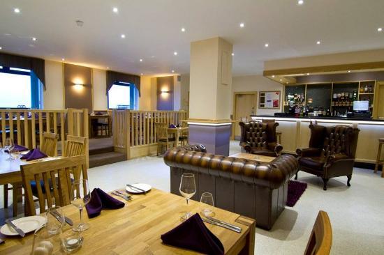 Peterhead, UK: Our spacious bistro
