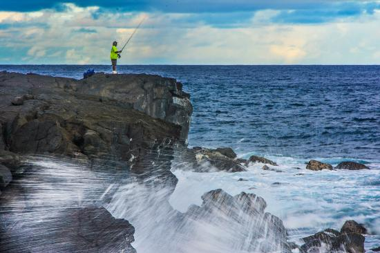 Pahoa, Hawaï : Fishing